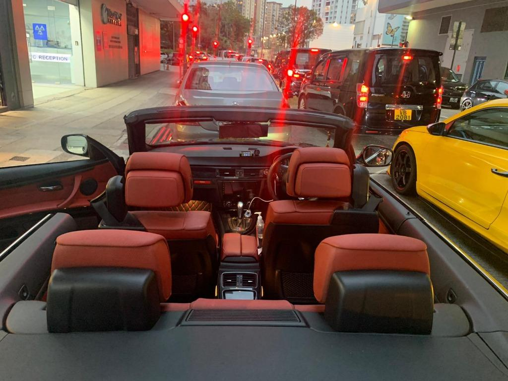 BMW 325Ci Cabriolet (A)