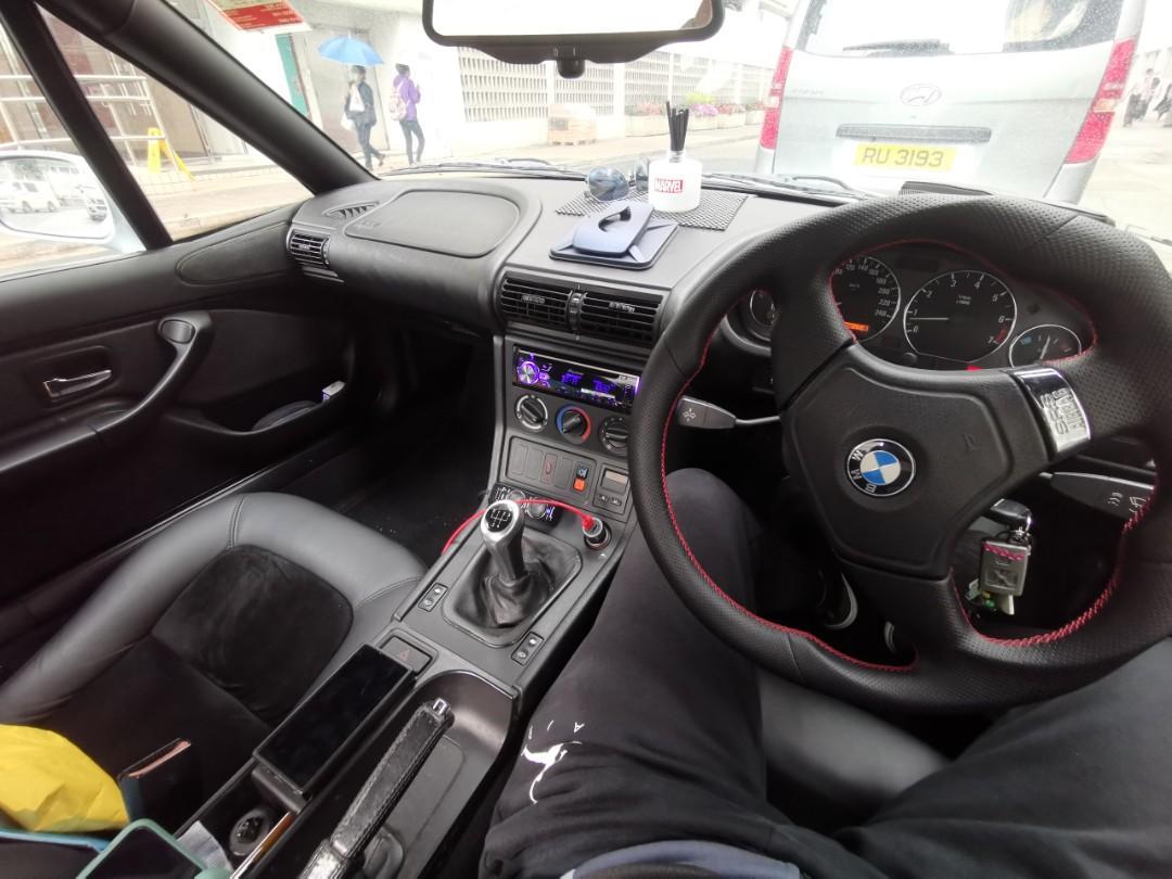 BMW Z3 1.9 Manual