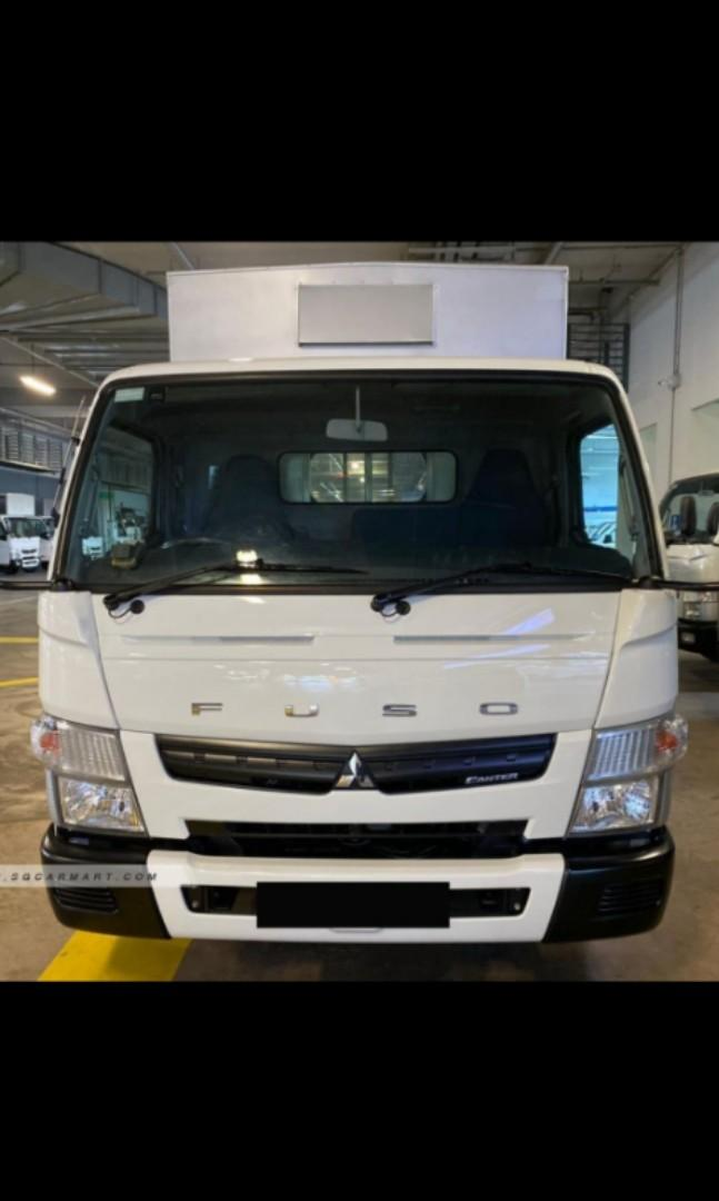 Lorry with Driver for any occasion at $50 per trip