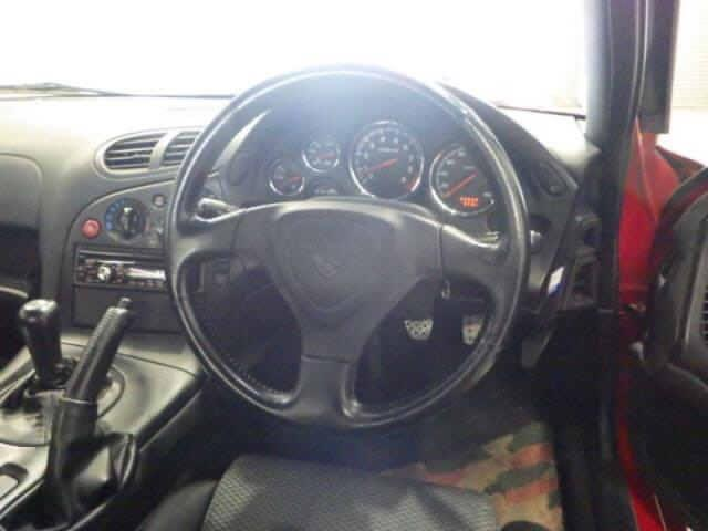 Mazda Rx7 FD3S Manual