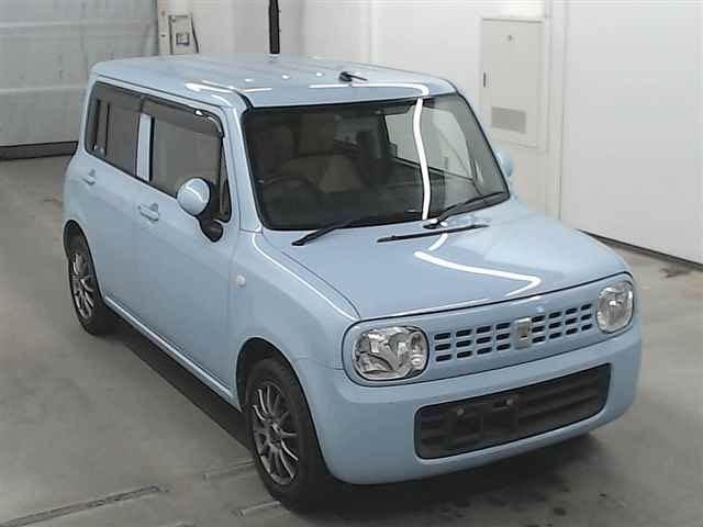 Suzuki ALTO LAPIN Auto