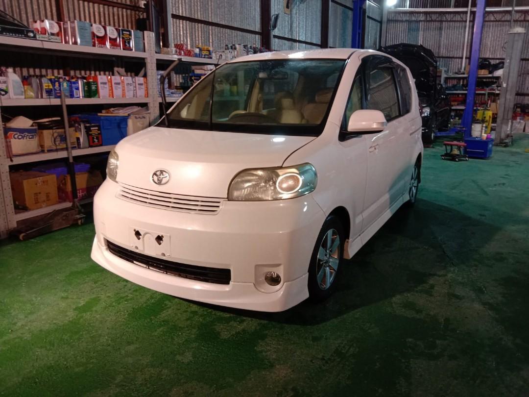 Toyota Porte 1.3 (A)
