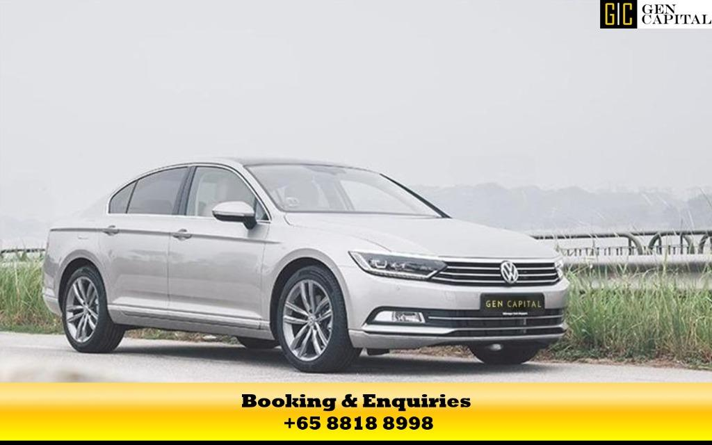 Volkswagen Passat is back by popular demand! ADVANCE BOOKING ONLY! Book now with us at +65 8818 8998