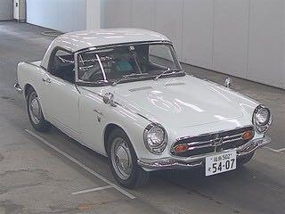 Honda S800 OP Manual