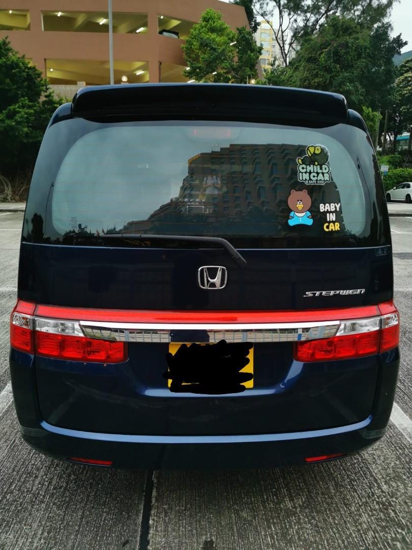 Honda Stepwagon 1.5 G (A)