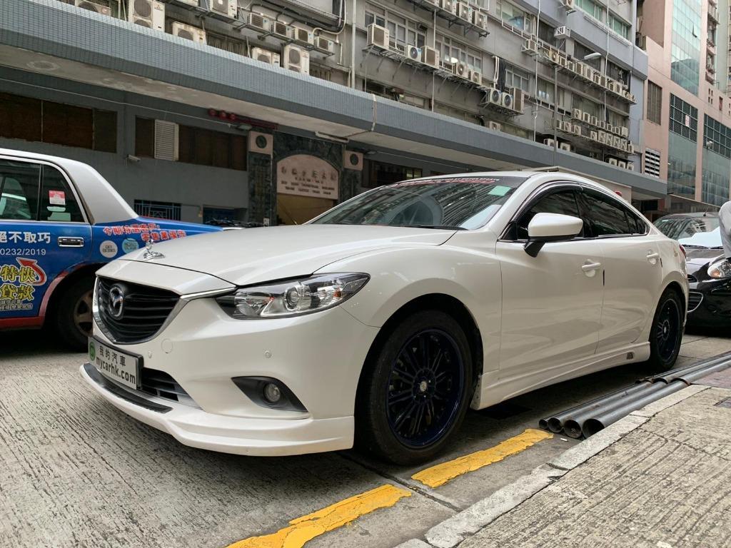 Mazda 6 2.0 4-Dr (A)