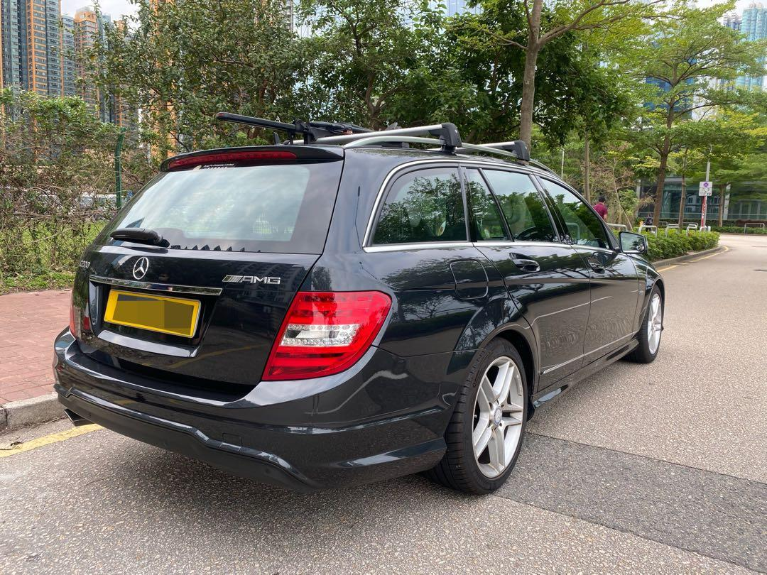 Mercedes-Benz C200 Estate Avantgarde (A)