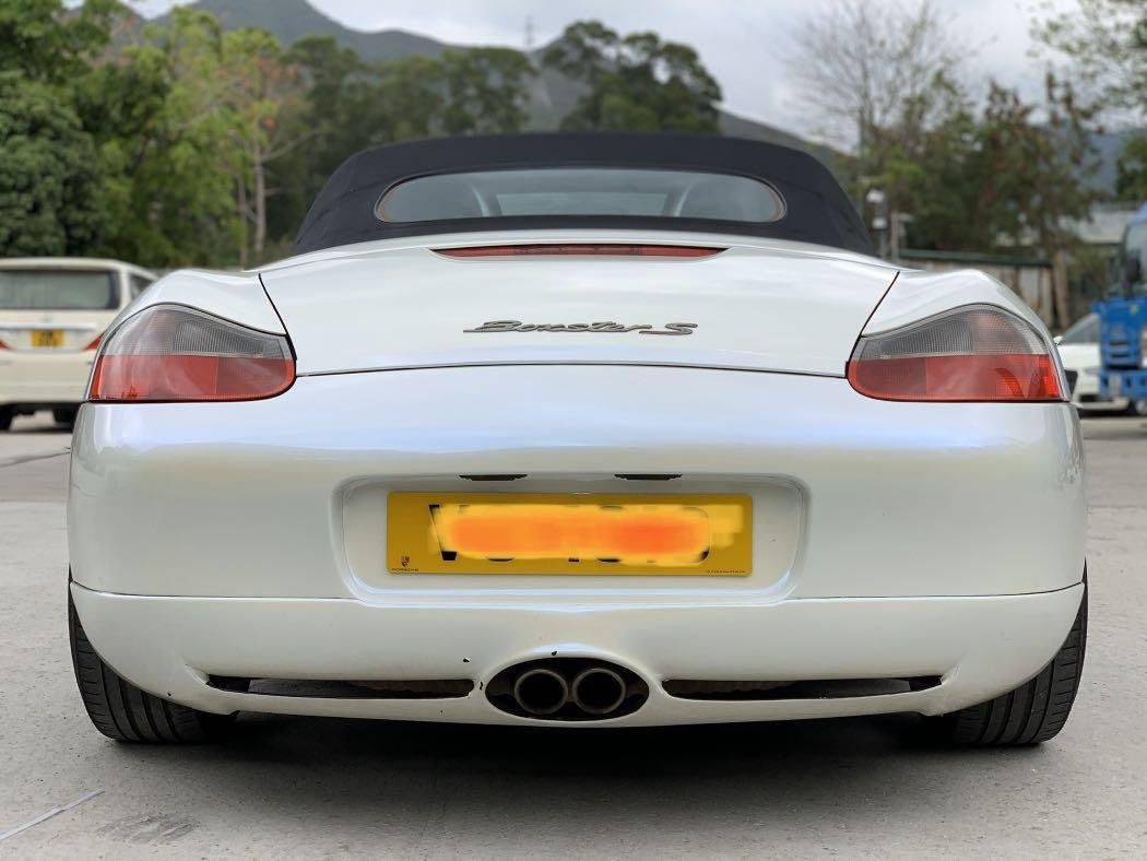 Porsche Boxster S conv cab  Auto