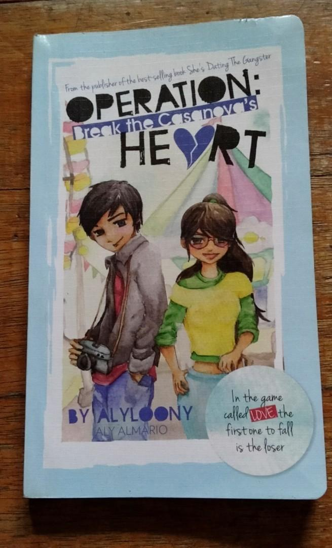 The Bachelor, 548 Heartbeats, The Bet, Operation: Break the Casanova's Heart - Wattpad