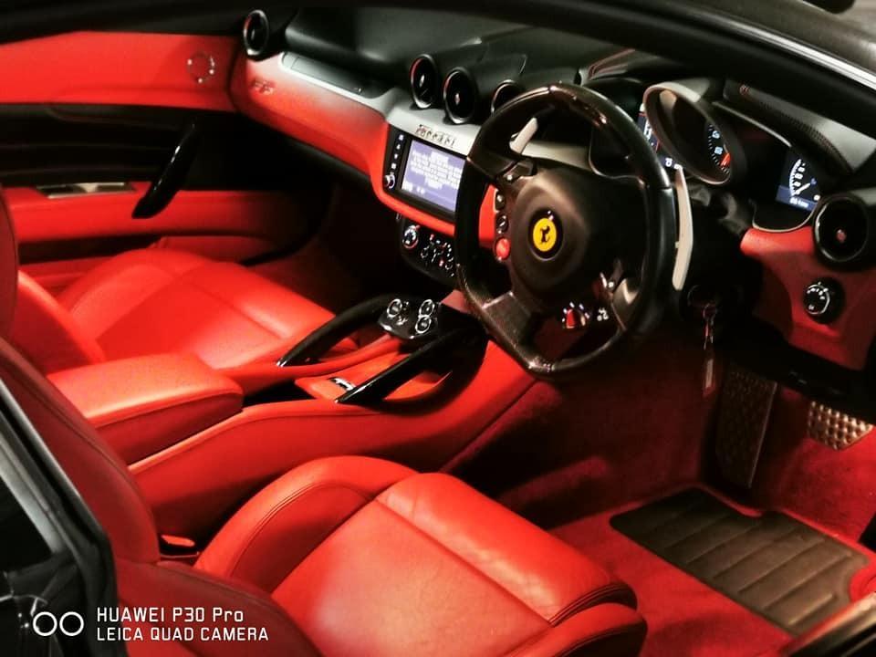 Ferrari FF  2012 Auto