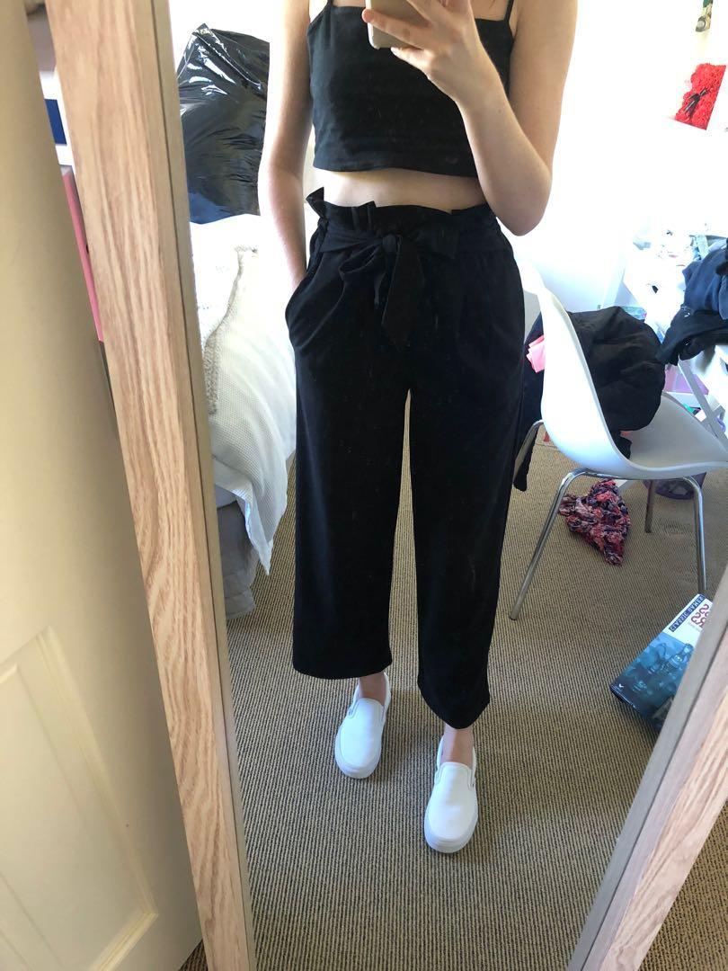 Glassons dress pants black
