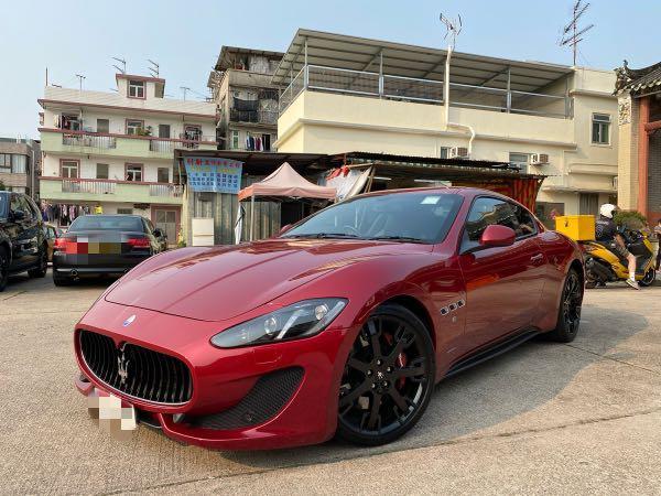 Maserati GranTurismo Sport (A)