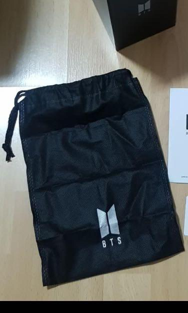 WTB BTS POUCH/NONWOVEN BAG from army bomb ver 3 set