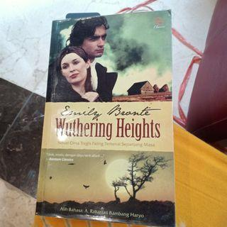 Novel - Wuthering Heights - Emily Bronte