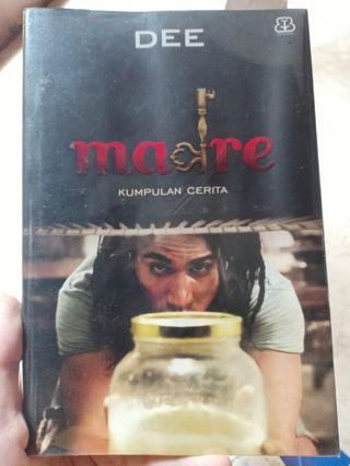 Novel - Madre - Dee / Dewi Lestari