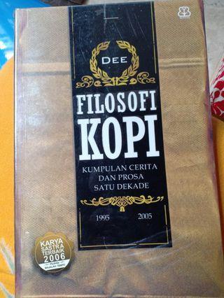 Novel - Filosofi Kopi - Dee / Dewi Lestari