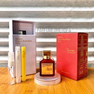 Share parfum MFK baccarat extrait #RamadanSale