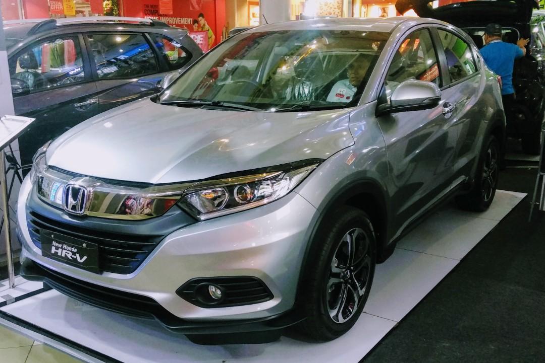 2020 Honda HRV 1.5 E CVT Siap Kirim Pesan Di Rumah Aja
