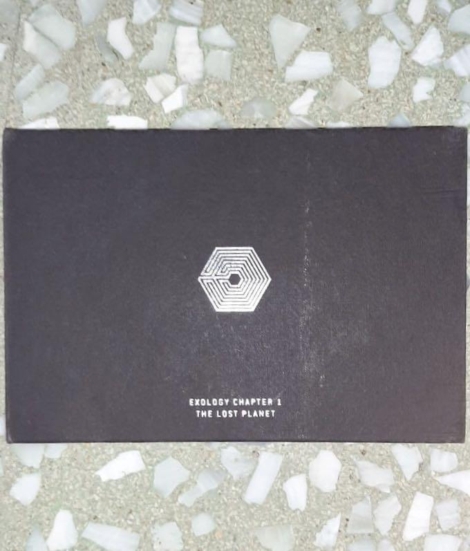 Album Exology Chapter One The Lost Planet (Korean Version)