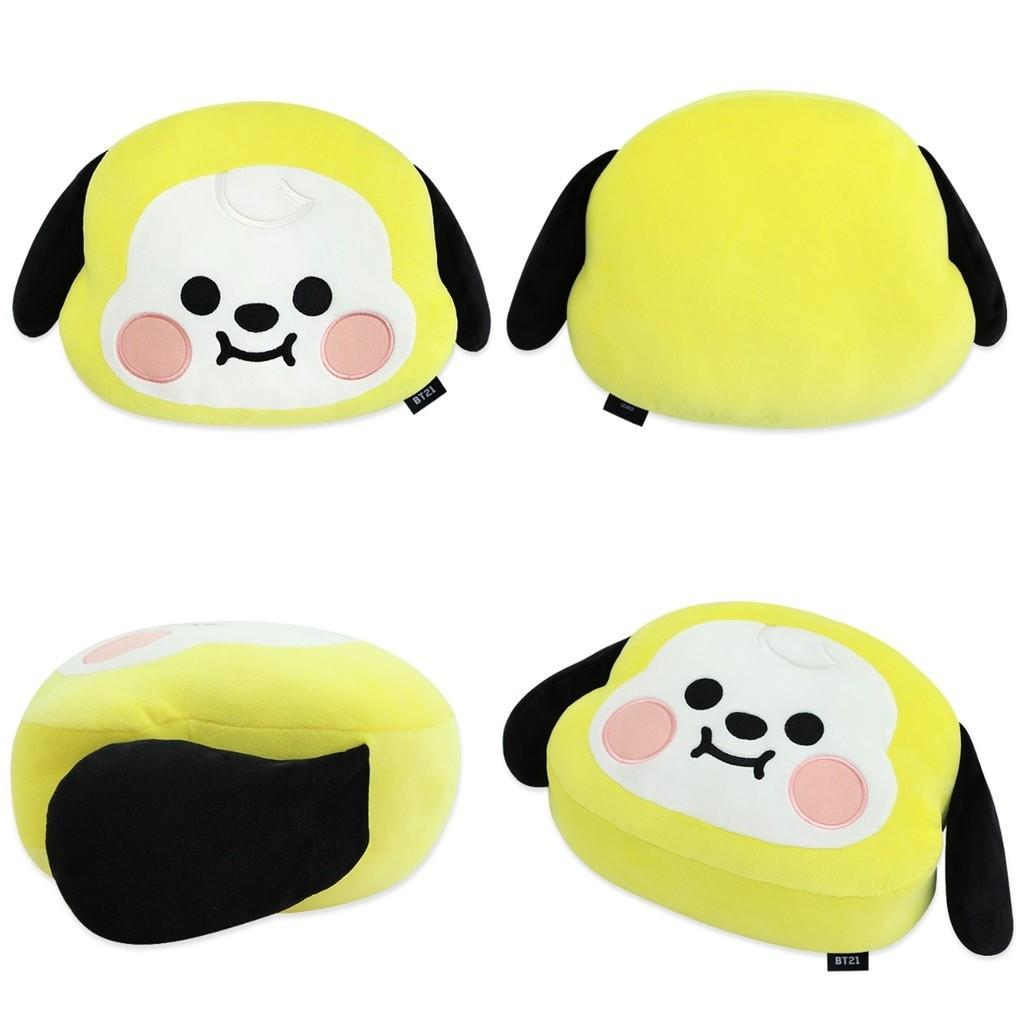 BT21 BABY FACE CUSHION AUTHENTIC OFFICIAL ORIGINAL