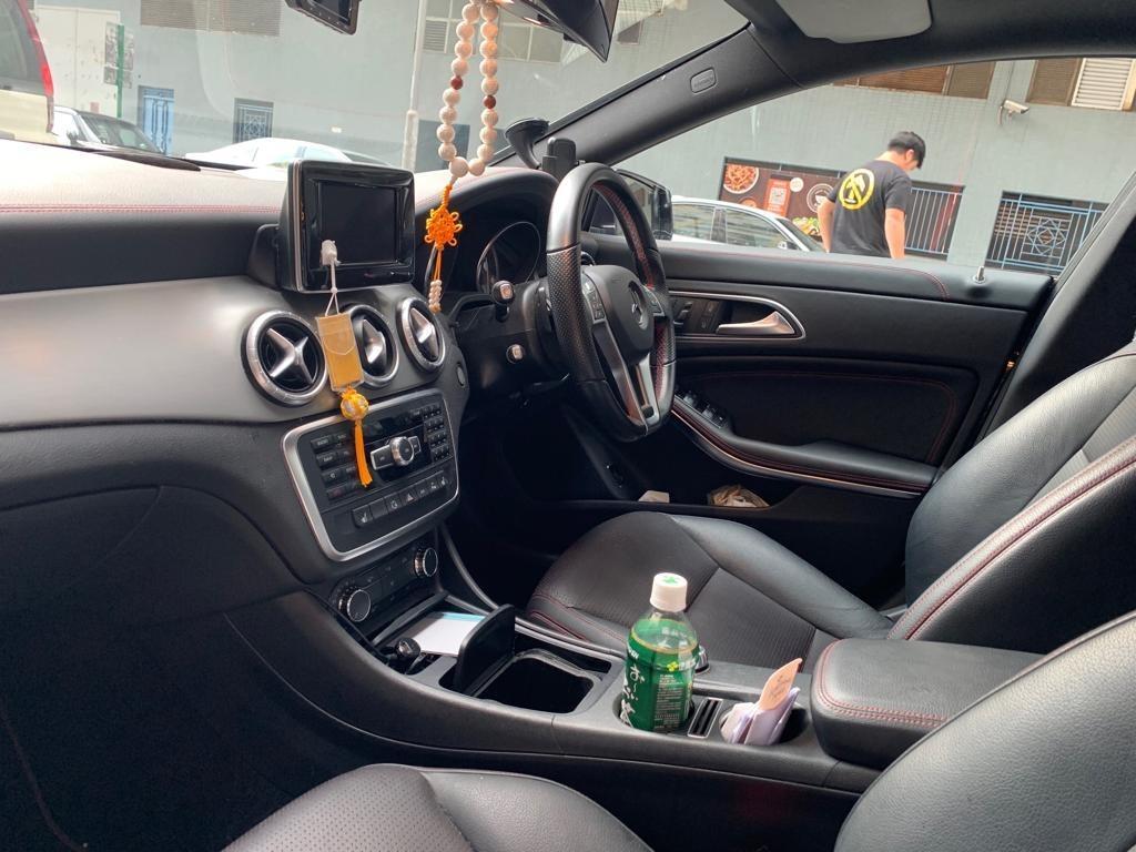 Mercedes-Benz CLA250 Sport (A)