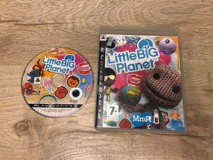 📮包郵 PS3 Little Big Planet play station 3