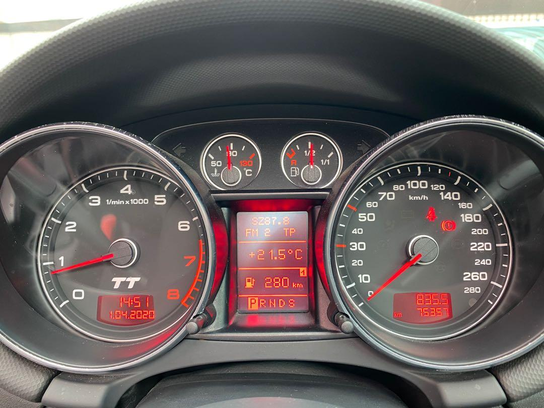 Audi TT Roadster 2.0 TFSI (A)