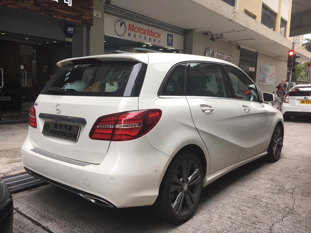 Mercedes-Benz B200 FACELIFT Auto