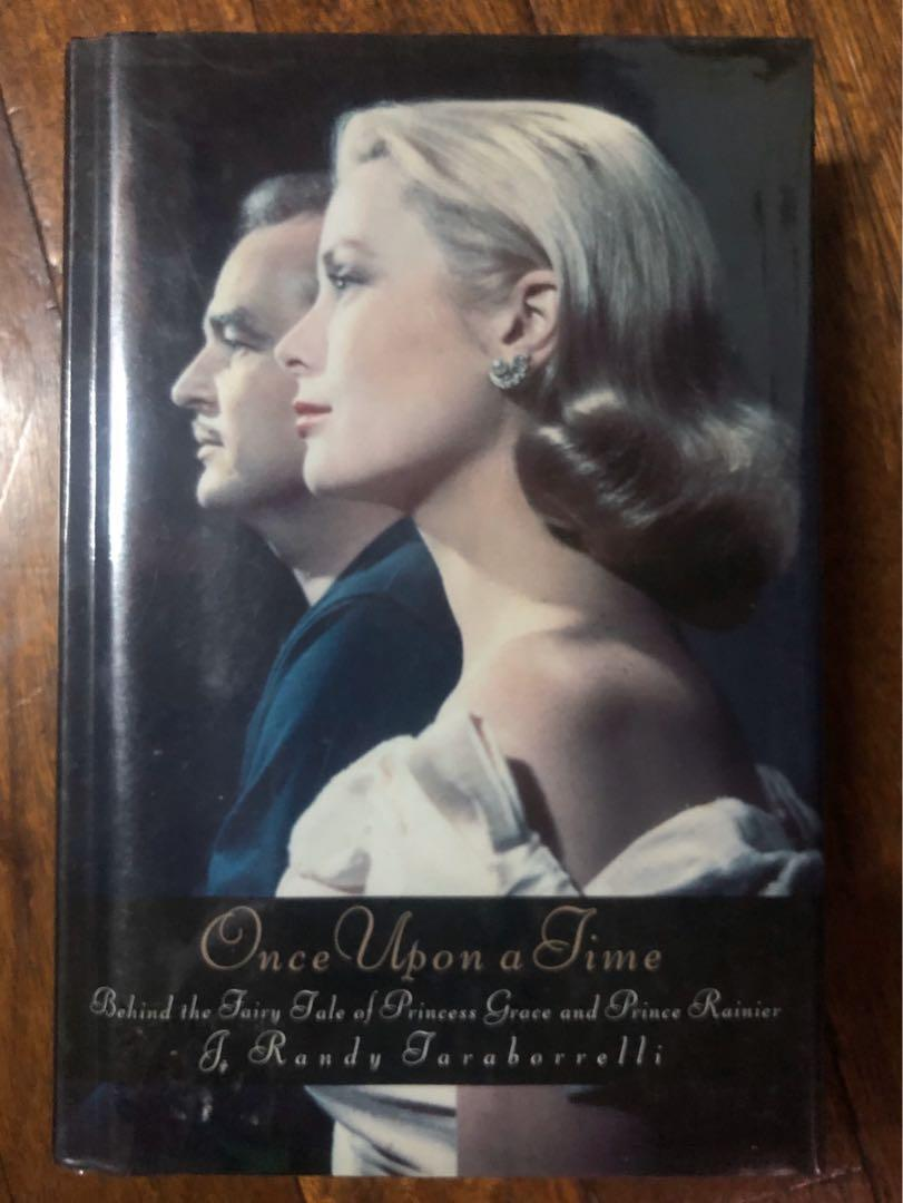 Once Upon A Time — Behind the Fairy Tale of Princess Grace and Prince Rainier