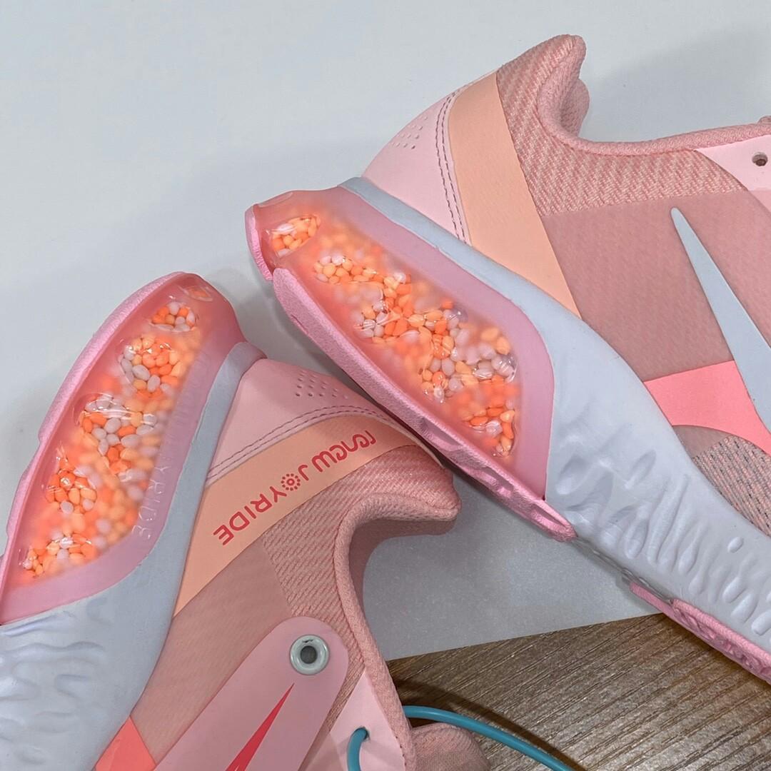 Original NIKE JOYRIDE RUN FLYKNITJoyride Flyknit Joyride JoyrideTPE PhylonJoyride Nike full running shoe upper a