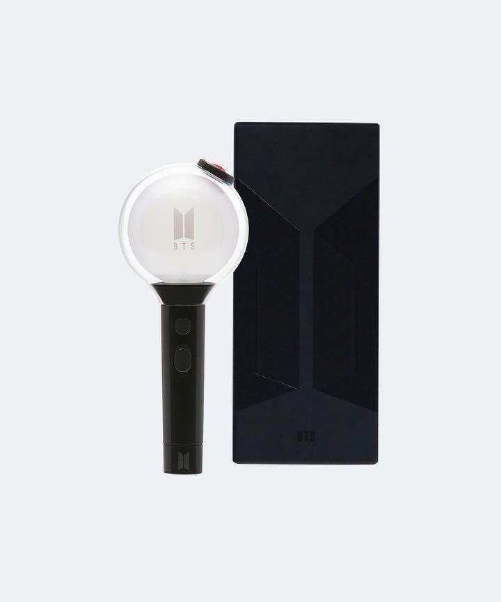 [ LOOSE ITEMS ] BTS OFFICIAL MAP OF THE SOUL LIGHTSTICK
