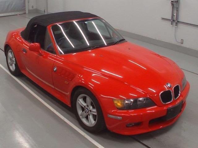 BMW Z3 - Auto