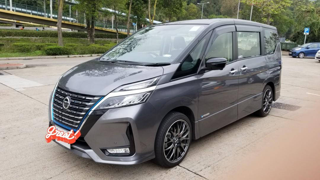 DEMO 2020 年 Nissan Serena C27 ePower  @GKPOWER 電子油門 系統 Dynamic Throttle Controller Systems Powered by Gadgets Kiosk Automation