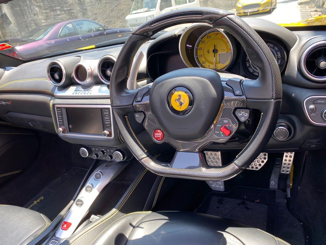 Ferrari California T 3.8 (A)