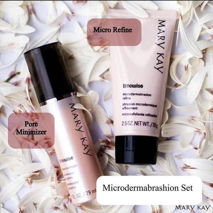 Set Pore Minimizer Mary Kay Health Beauty Skin Bath Body