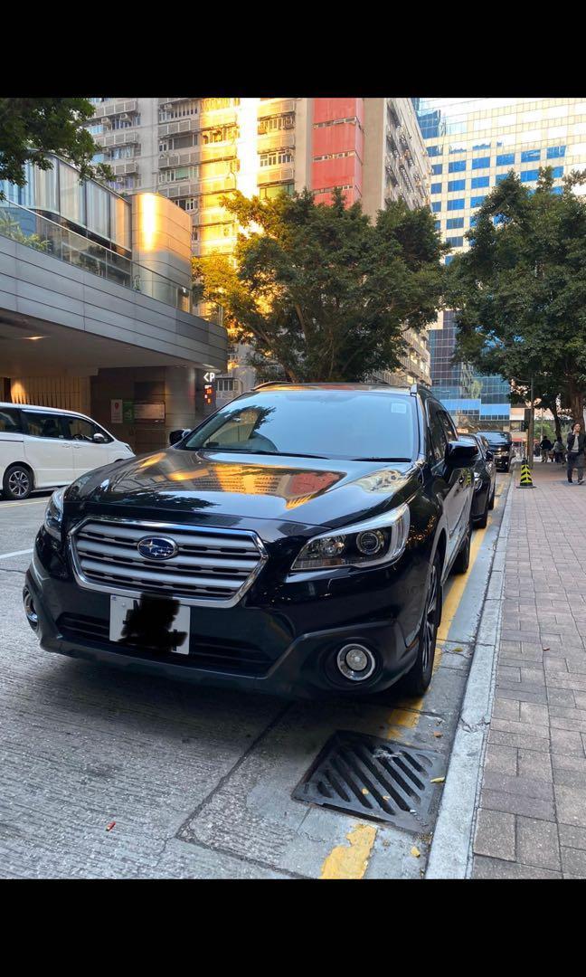 Subaru Outback 2.5i AWD CVT Auto