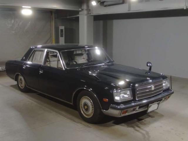 Toyota Century E Type Auto