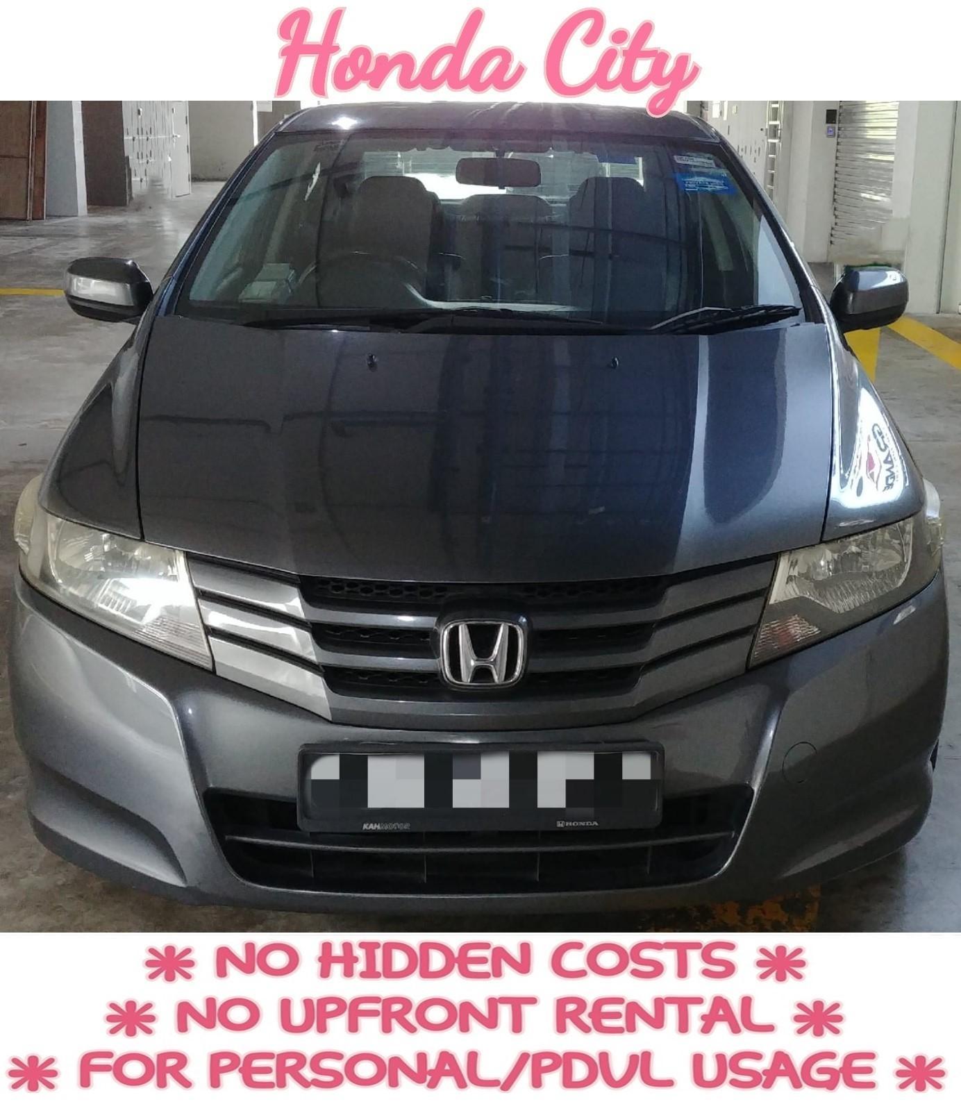Honda City 1.5 Auto VTEC