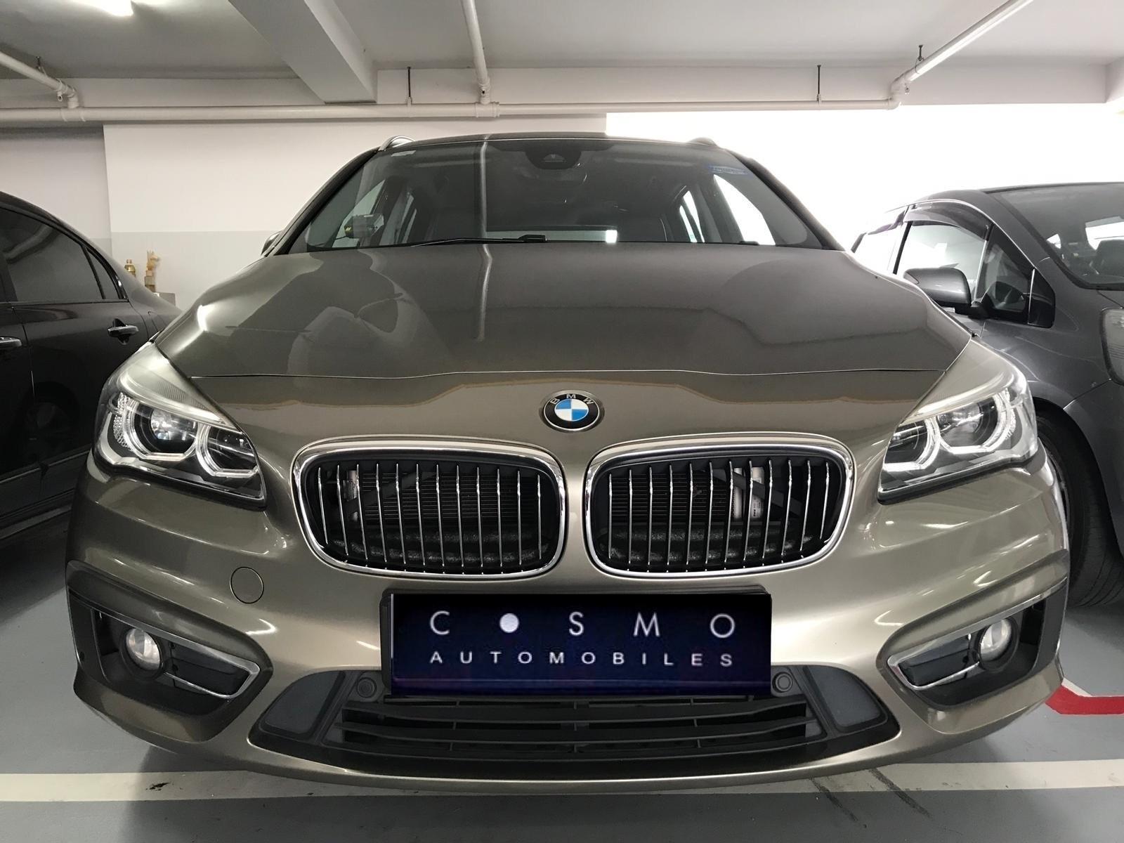 BMW 216d DIESEL 7SEATER