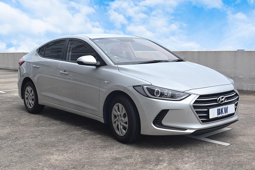 Hyundai Elantra 1.6A - BKW Rent A Car