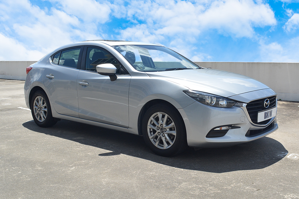 Mazda 3 - BKW Rent A Car