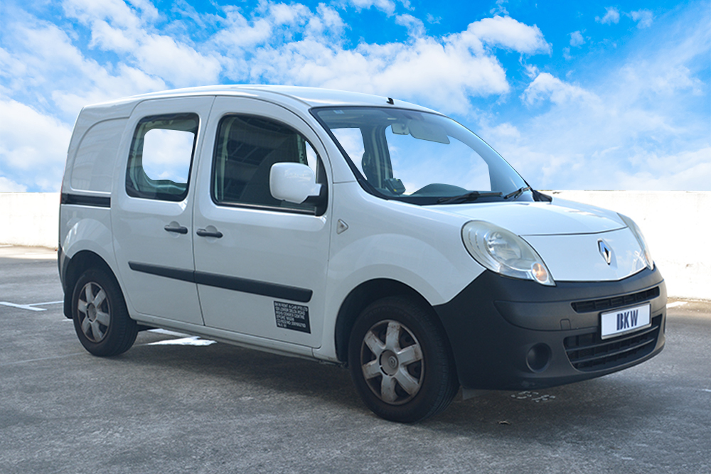 Renault Kangoo II 1.5 Van Rental - BKW Rent A Car
