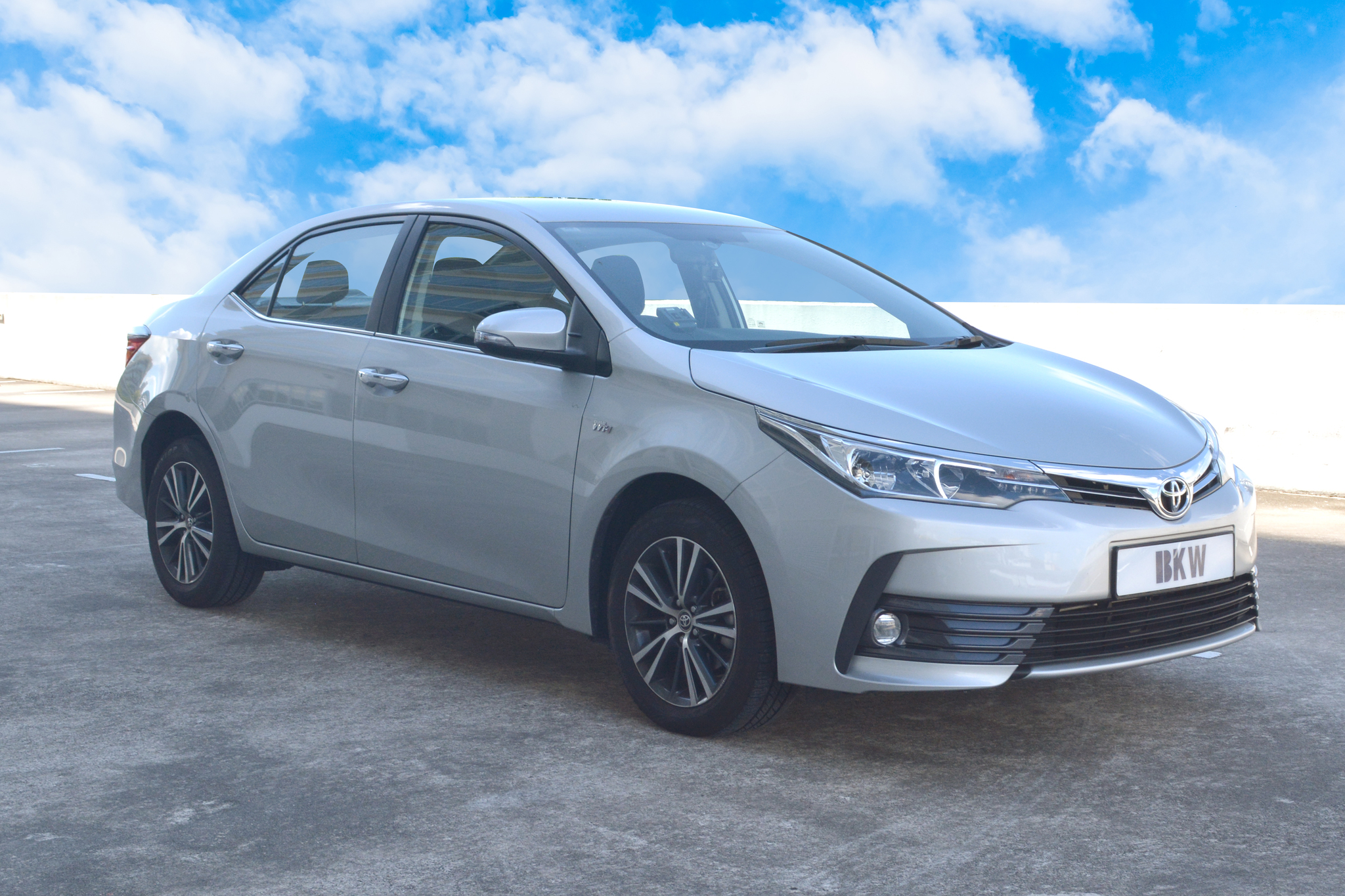 Toyota Corolla Altis 1.6A 2019 - BKW Rent A Car