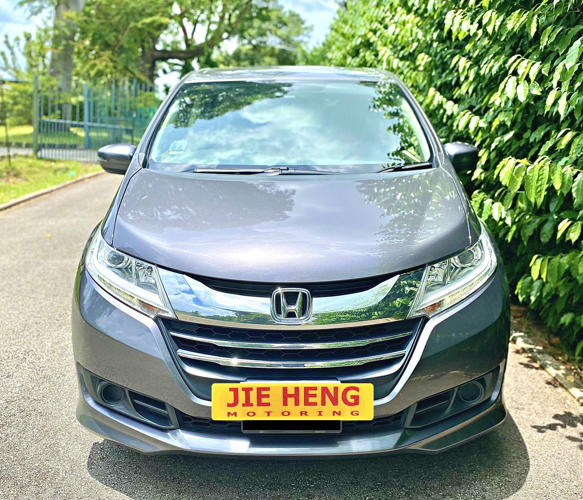 Honda Odyssey 2.4 MPV i-VTEC (EX-S) Auto