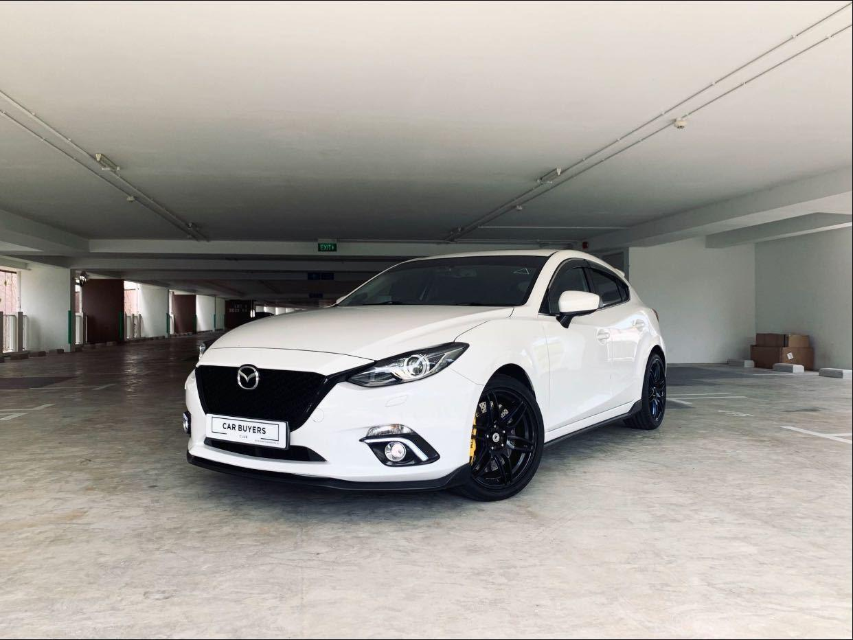 Mazda 3 1.5 Hatchback Standard 6AT Auto