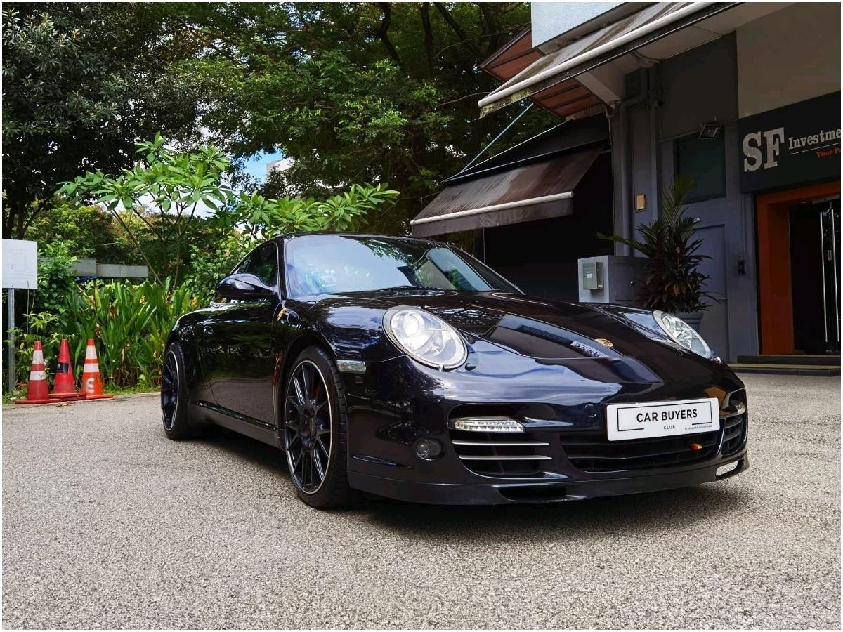 Porsche 911 Carrera Turbo Auto S PDK 3.8