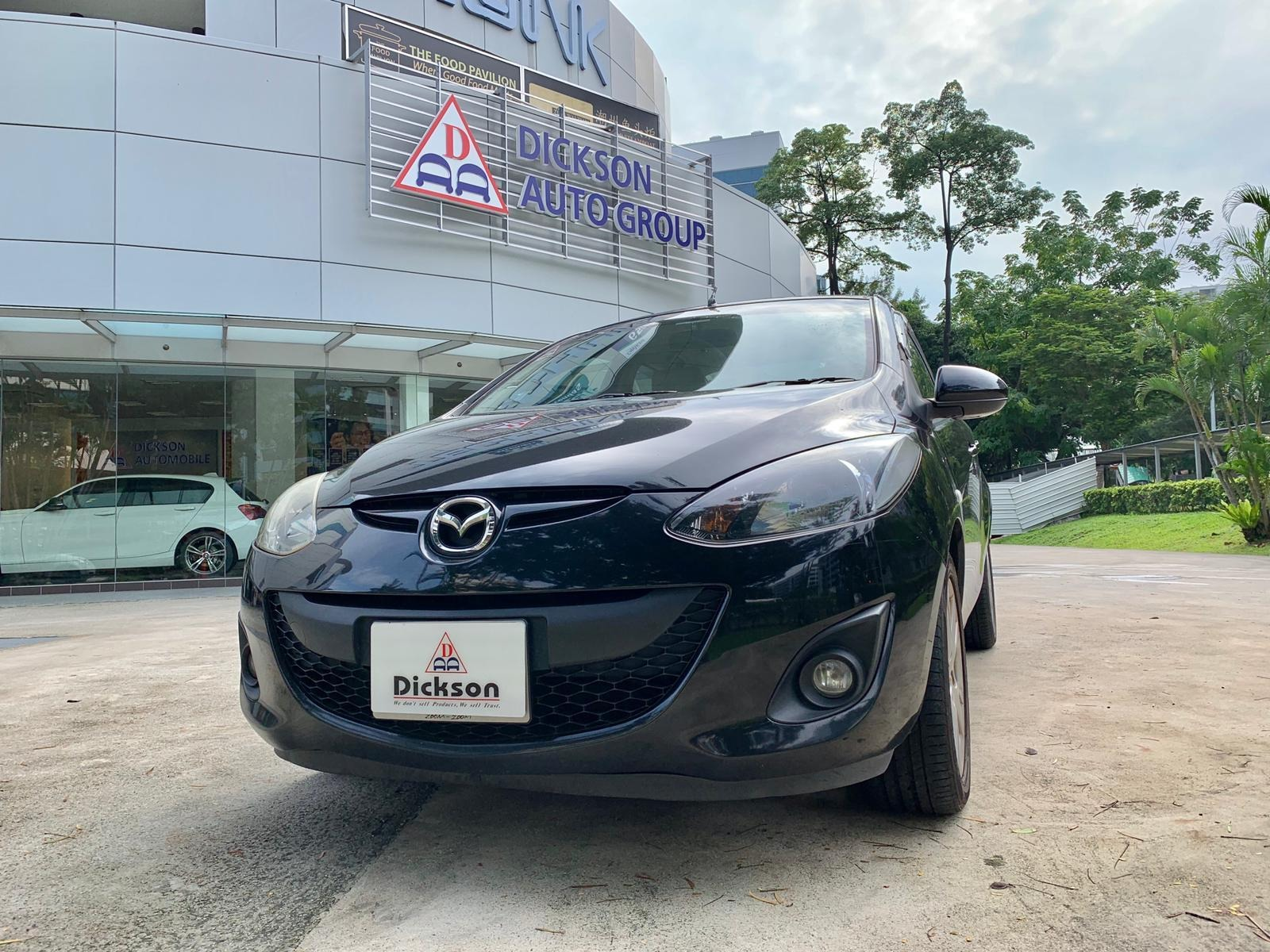Mazda 2 V Auto