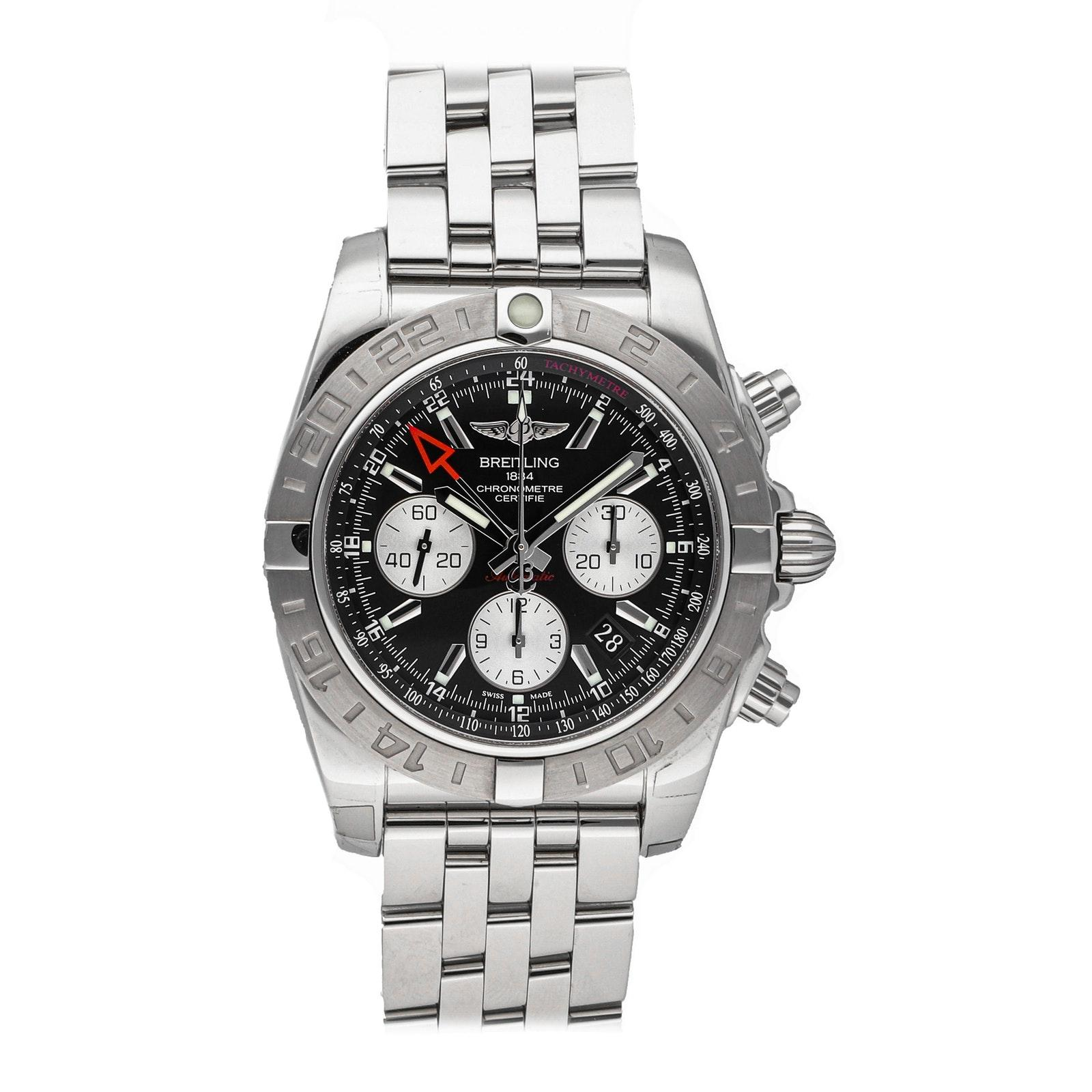 Pre-Owned Breitling Chronomat GMT AB042011/BB56