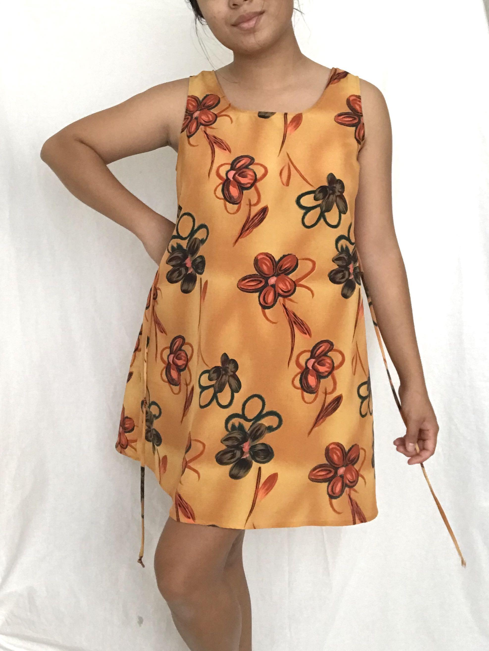 80's Slip Dress