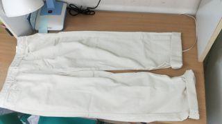 #剁手價 #大尺碼米白色長褲